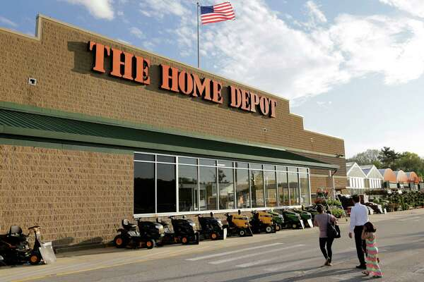 Atlanta-based Home Depot's second-quarter profit jumped 9 percent to $2.44 billion, or $1.97 per share, edging out Wall Street expectations by a penny, according to analysts surveyed by Zacks Investment Research. The home improvement retailers have been a bright spot as other shops like department stores are seeing sales slow, hurt by consumers who've shifted away from buying clothing and more toward experiences, fixing up their houses and services like spas.