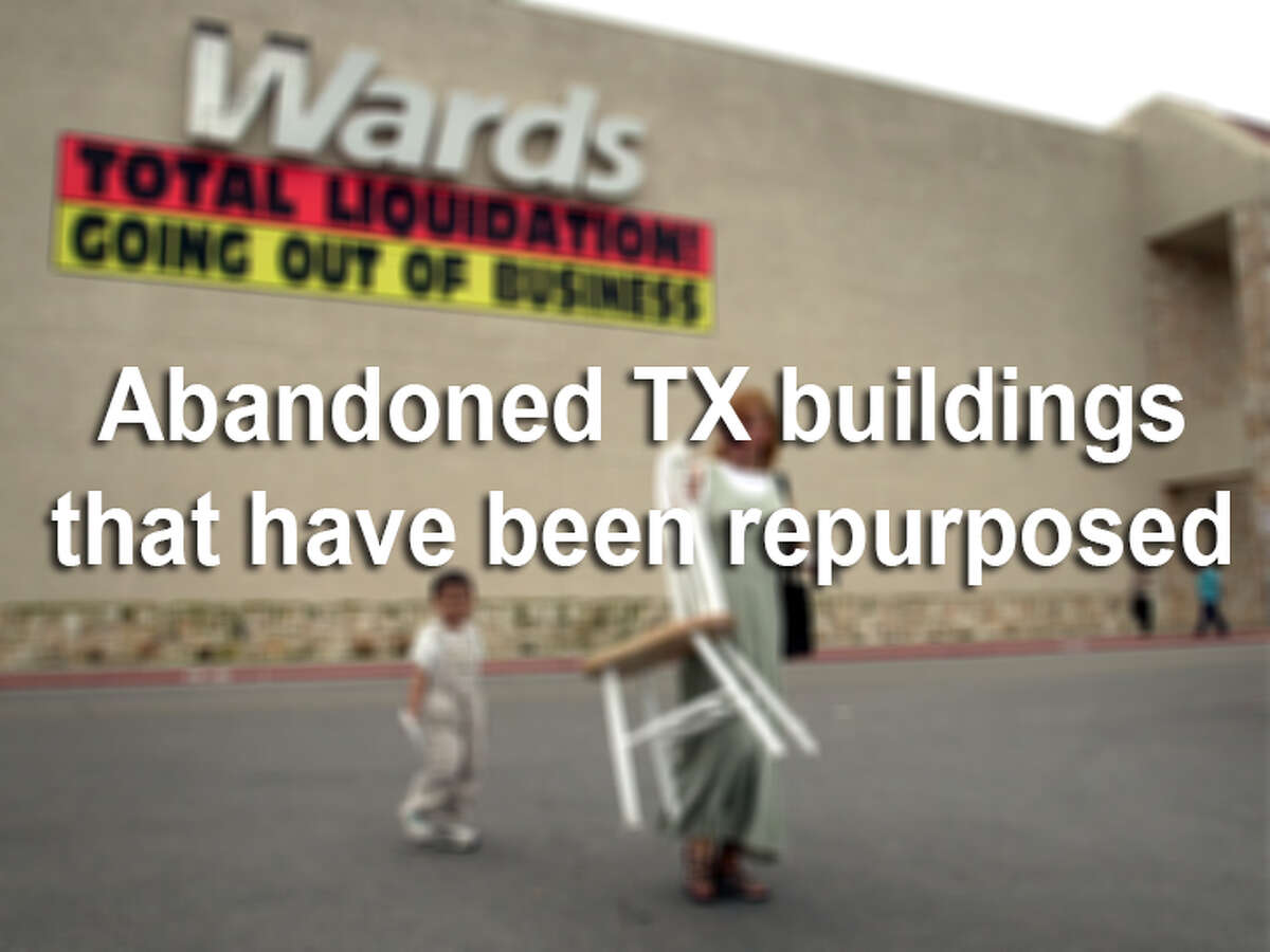 From grocery stores to nightclubs, Texas has seen quite a few businesses go under, leaving dilapidated buildings in their wake. But sometimes, developers find quirky ways to repurpose those eyesores.Keep clicking to see some buildings around Texas that have been reinvented after being left for decay.