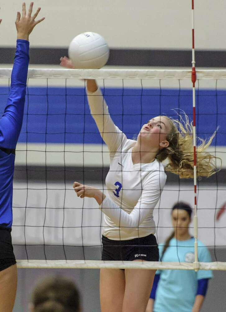 Friendswood's Shannon Murphy will be relied upon to step up in the absence of the injured Kelly Colwell.