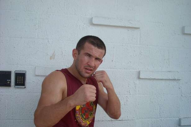 Uzbekistan s Bahodir Mamadjonov is among many fighters from Central Asia who have found a home in the Greater Houston area.