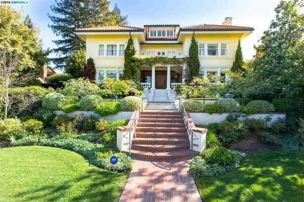 The Ghirardelli Chocolate Mansion in Santa Barbara, California is on the market.     www.toptenrealestatedeals.com