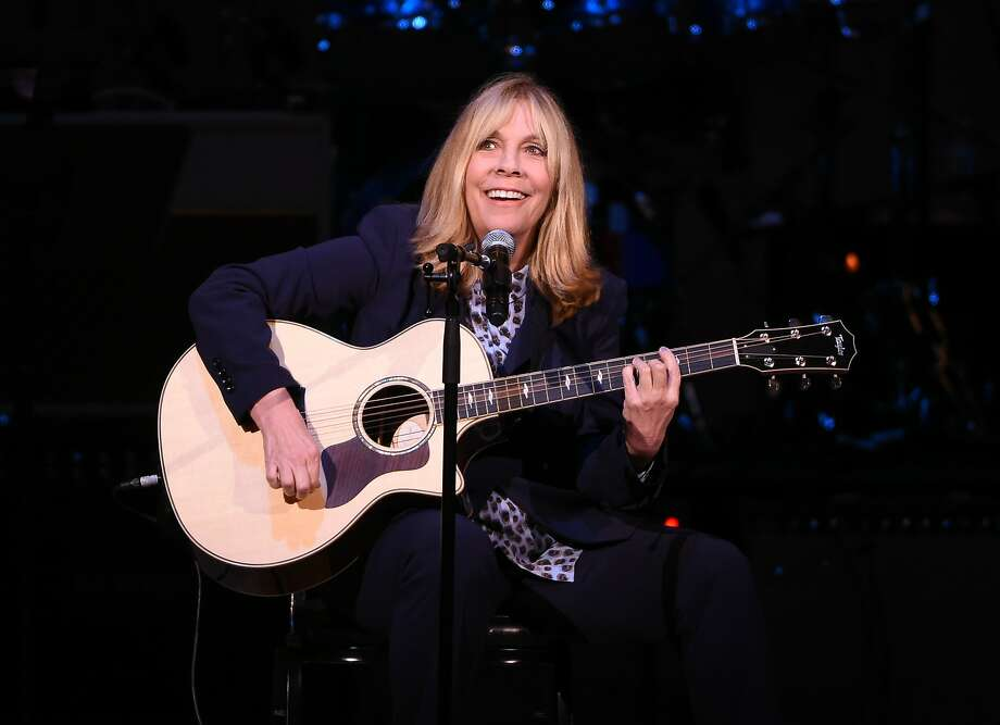 Singer-songwriter Rickie Lee Jones performs at The Music of David Bowie tribute concert at Carnegie Hall on Thursday, March, 31, 2016, in New York. (Photo by Evan Agostini/Invision/AP) Photo: Evan Agostini, Evan Agostini/Invision/AP