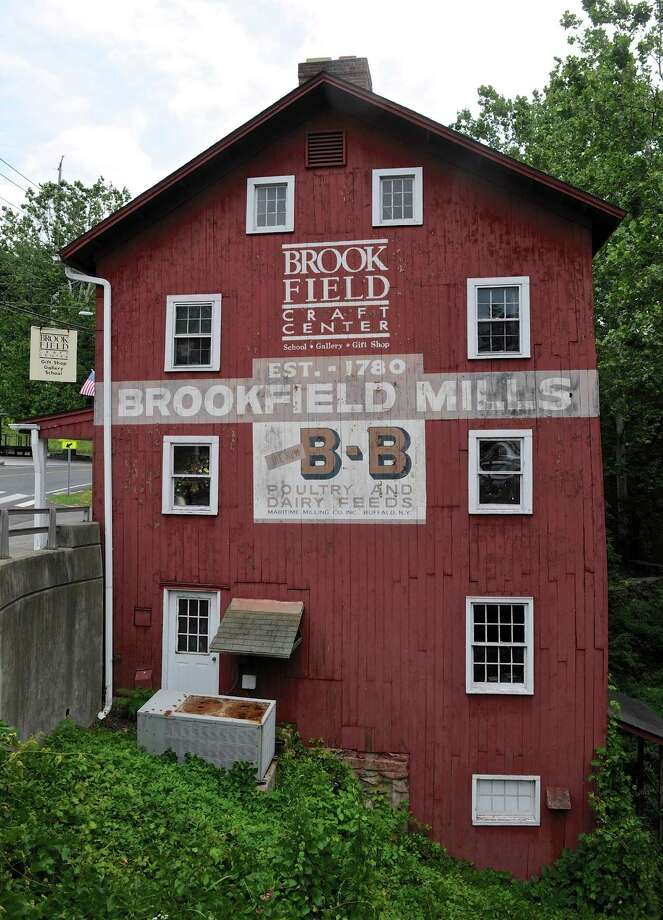 The Brookfield Crafts Center. Wednesday, July 13, 2016, in Brookfield, Conn. Photo: H John Voorhees III / Hearst Connecticut Media / The News-Times