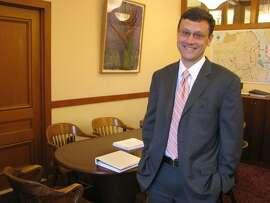 San Francisco City Controller Ben Rosenfield