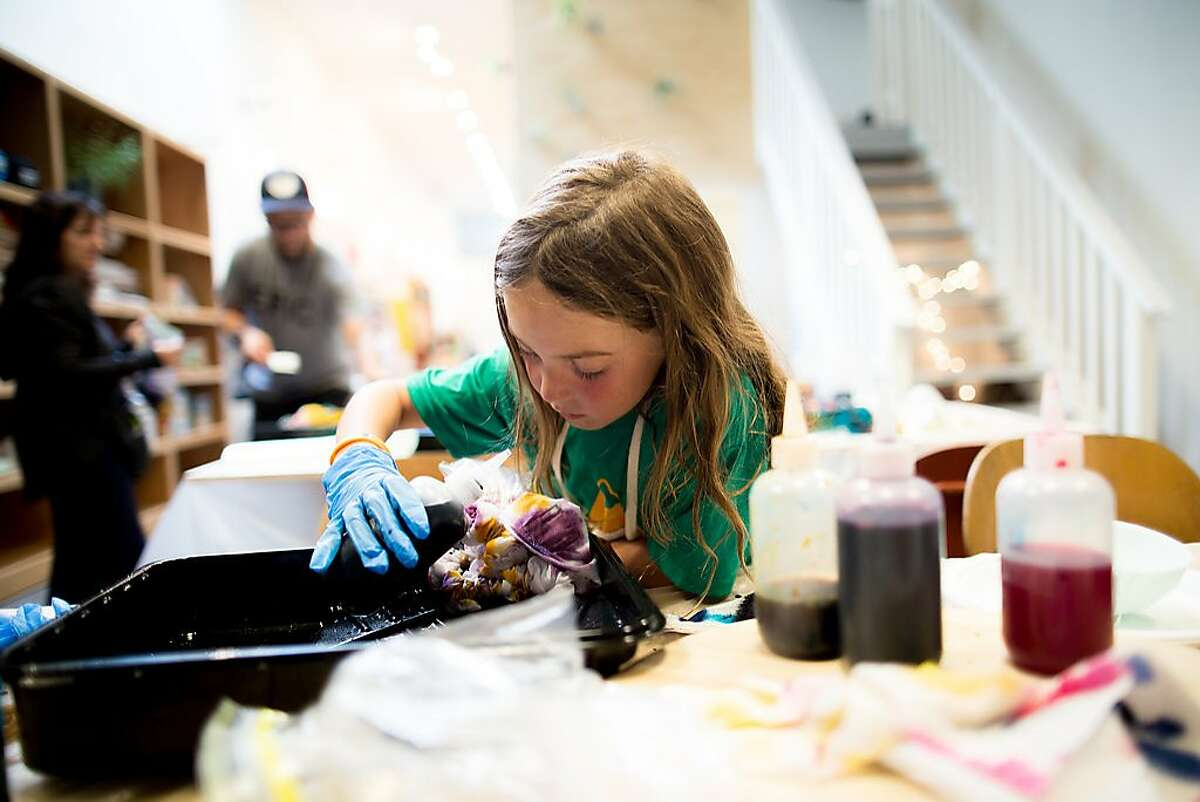 """Neve & in San Anselmo has opened a brick-and-mortar space to """"inspire entire families to get adventurous and creative,"""" says co-owner Kris�Galmarini. The store is named for she and husband/co-owner Bob's�9-year-old daughter, Neve, 5-year-old son Shep (middle name Hawk)."""