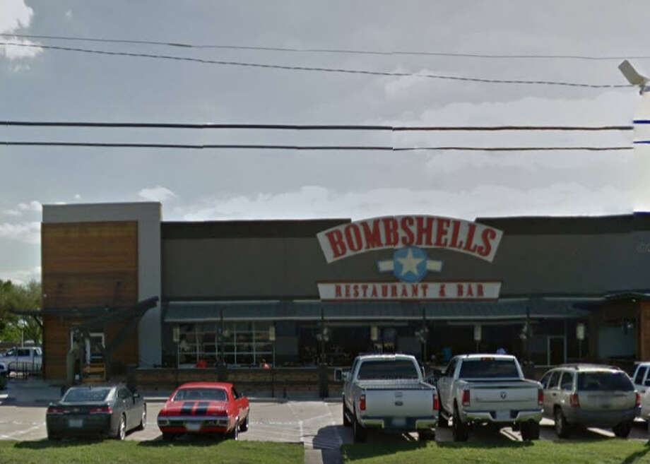 Bombshells Restaurant and BarAddress: 12810 Gulf Freeway, Houston, Texas 77034