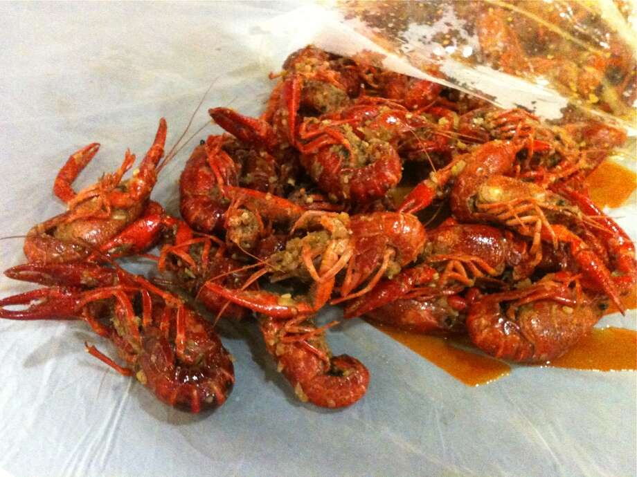 PHOTOS: Where to get crawfish in Houston Crawfish are back on the menu in Houston (and have been for a few weeks now at some places) so we've collected the best spots in town to get them. As always call ahead to make sure they're locked and loaded. Click through to see where the crawfish are in Houston... Photo: Google Maps