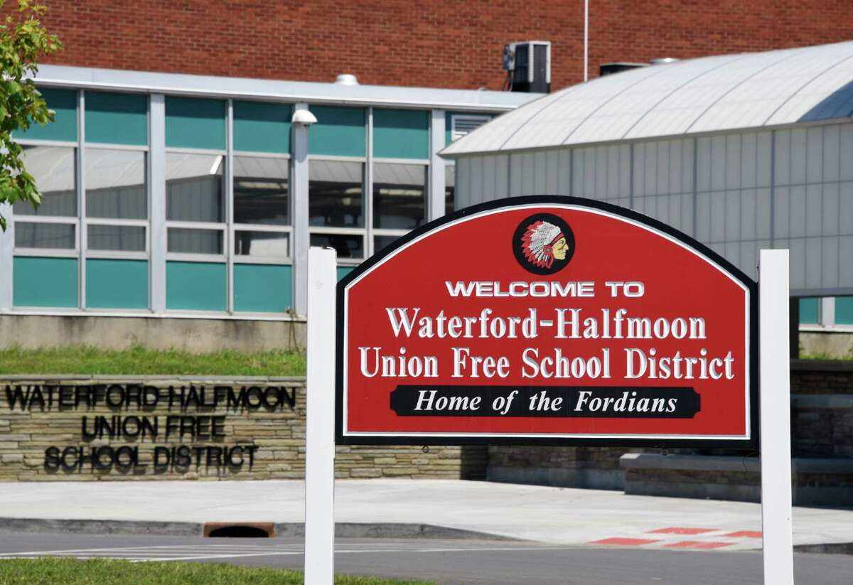 Waterford-Halfmoon Union Free School District on Thursday, Aug. 4, 2016, in Waterford, N.Y. (John Carl D'Annibale / Times Union)