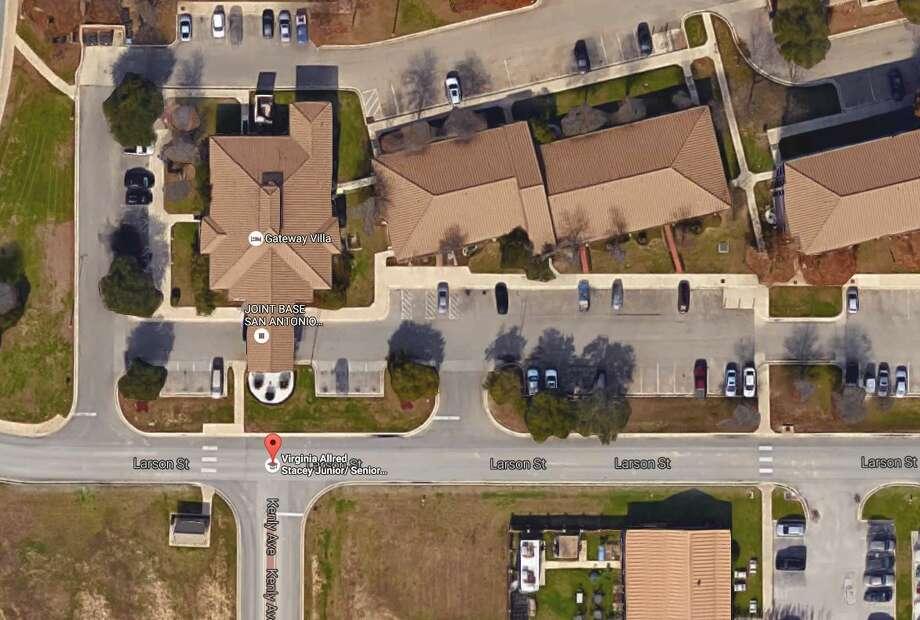 Stacey Jr/Sr High School Texas Ranking: 214 National Ranking: 2452 Photo: Google Earth