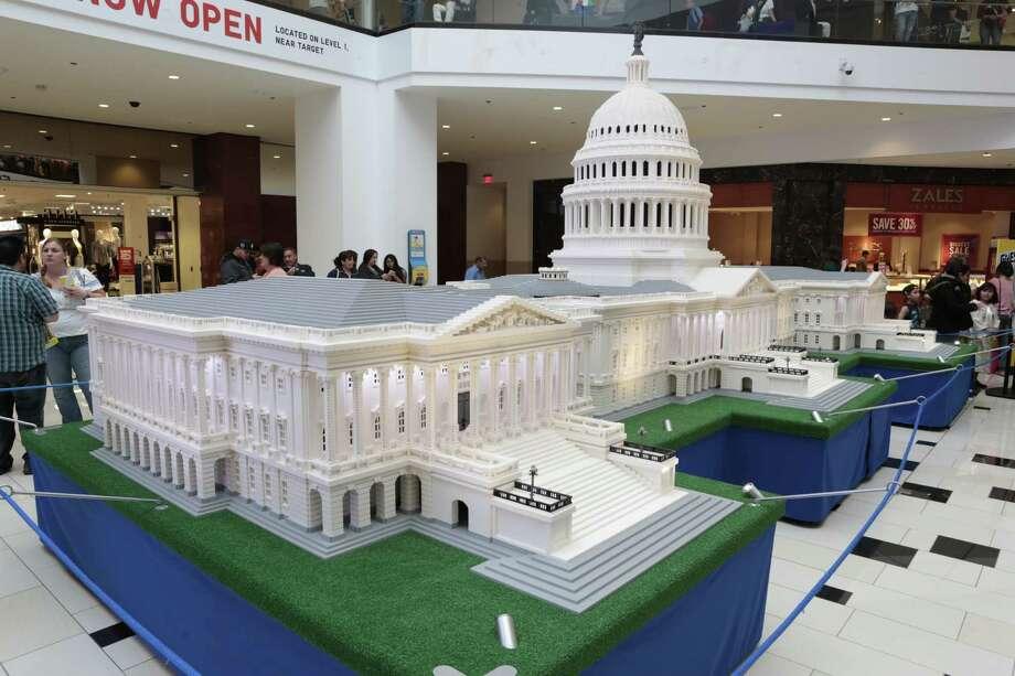 Lego Americana Roadshow opens Saturday at North Star Mall - San ...