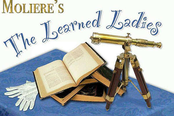 "The Texas Repertory Theatre Co., Houston's Uptown Classic Theatre, opens its 12th Anniversary ""Triumphs and Treasures"" Season with The Learned Ladies a classic comedy by French author Jean Baptiste Moliere, opening Aug. 25 and running four performances a week through Sept. 18."