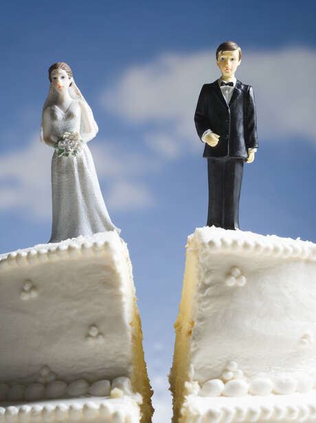 A couple is worried about divorce. Photo: Rubberball/Mike Kemp/Getty Images/Rubberball