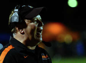 Shelton coach Jeff Roy hopes to have something to shout about again this fall with his Gaels.