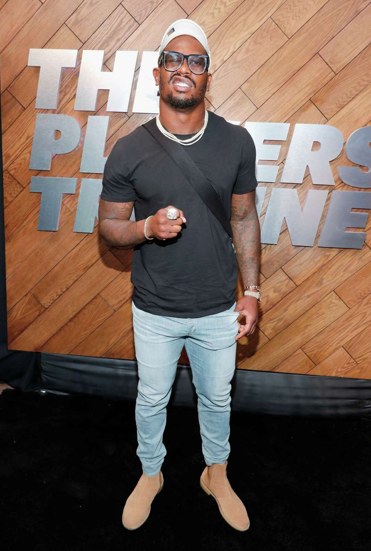 LOS ANGELES, CA - JULY 12: Professional football player Von Miller attends The Players' Tribune Summer Party at No Vacancy on July 12, 2016 in Los Angeles, California.