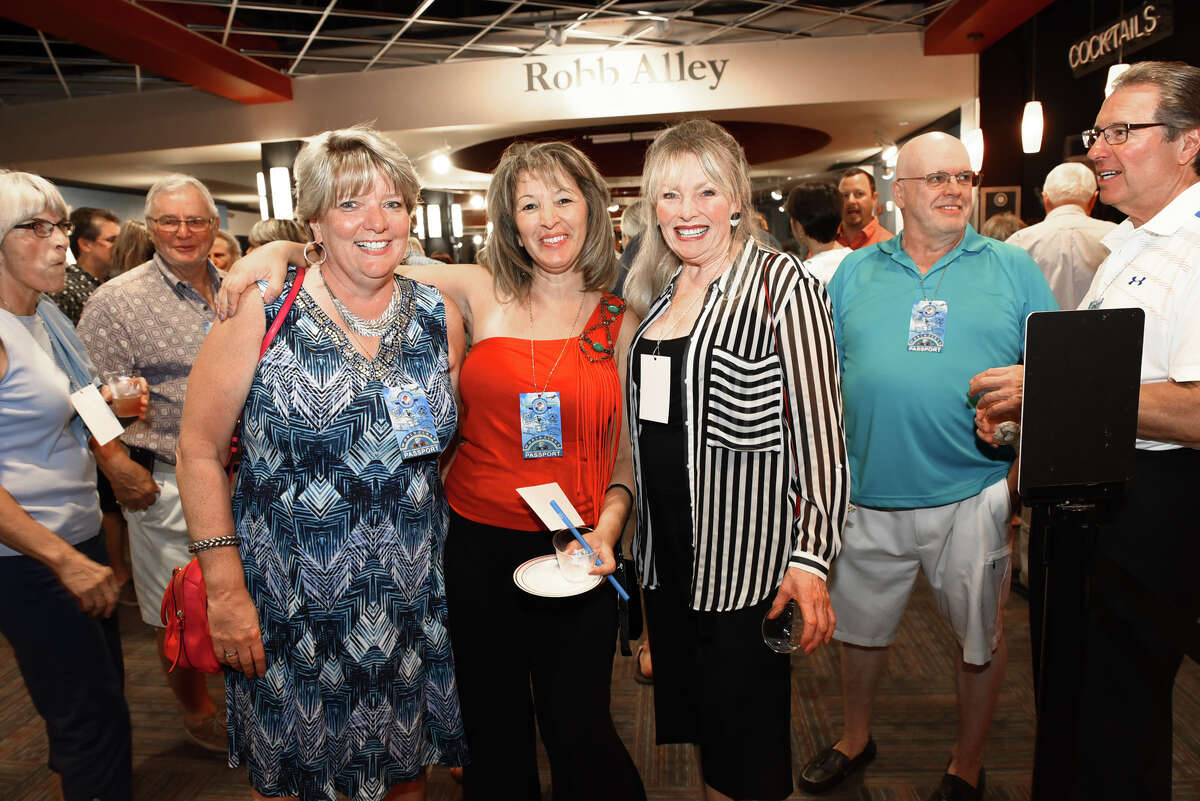 Were you Seen at the Music Haven Summer Social celebrating the Central Park summer concert series, held at Proctors in Schenectady on Sunday, August 14, 2016?