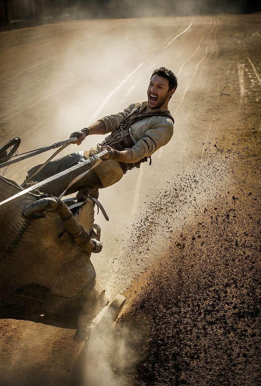 Jack Huston stars as Judah Ben-Hur in the latest