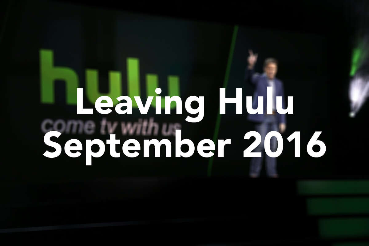 There's not much time left to stream these TV shows and movies on Hulu. Here's what's leaving in September.