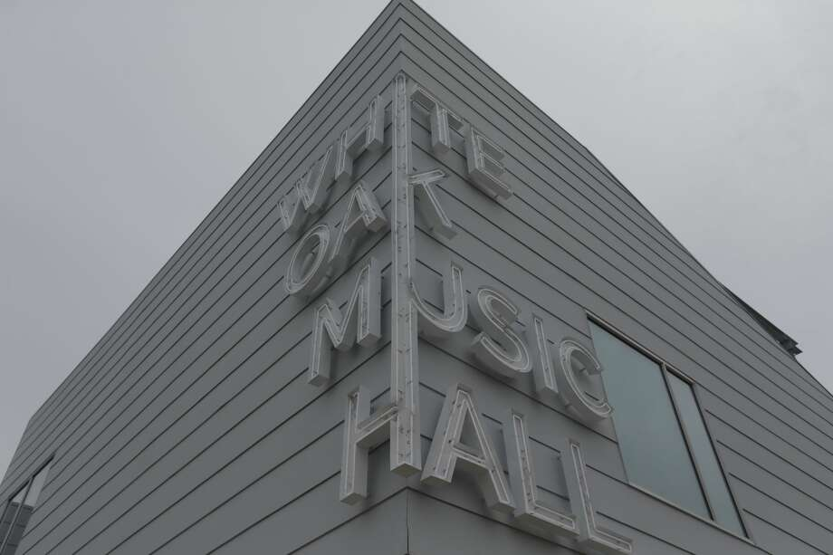 White Oak Music Hall is slated for it's grand opening to open this weekend in Houston. ( Elizabeth Conley / Houston Chronicle ) Photo: Elizabeth Conley/Houston Chronicle