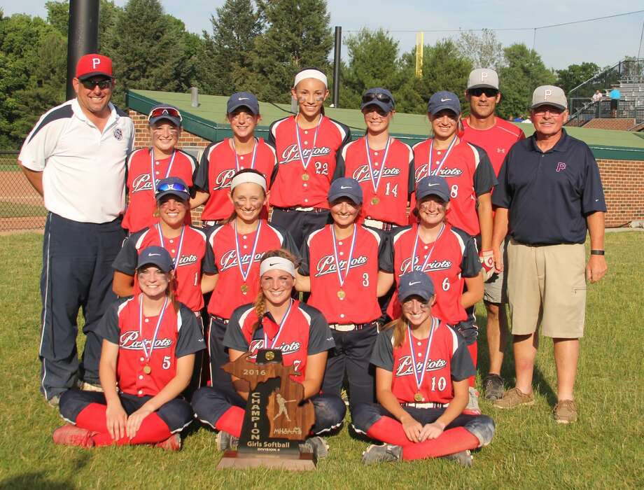 Patriot Pride: USA wins second straight state softball ...