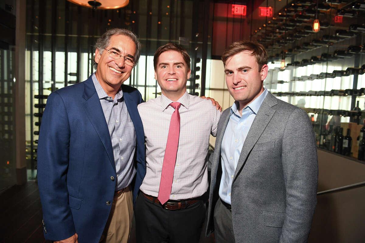 Kenny Baldwin, Scooter Hicks, and Jason Johnson