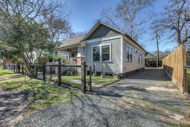 705 East Enid in Houston    