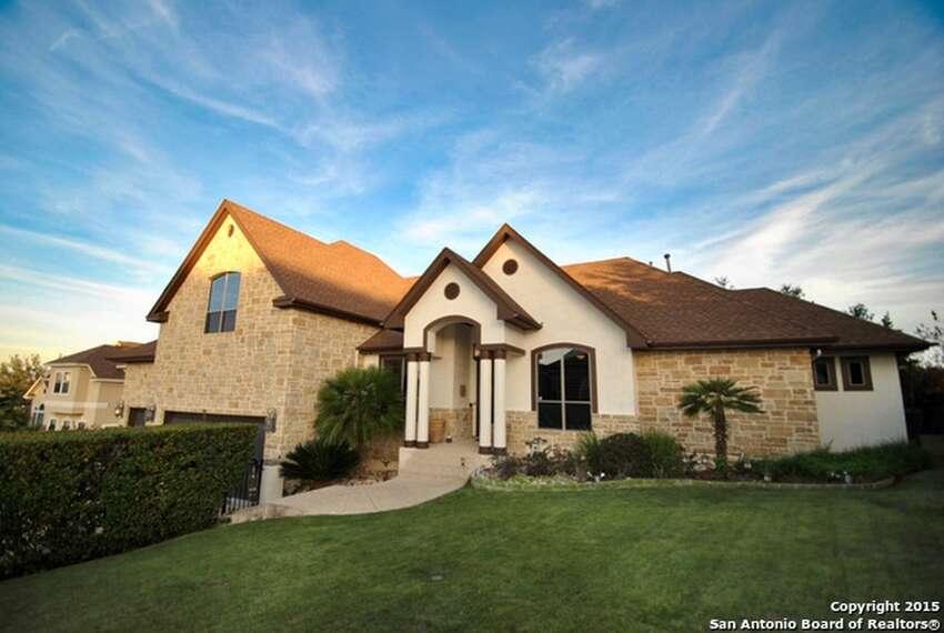 23926 Spring Scent in San Antonio Sold: $590,000 / Date: June 14, 2016