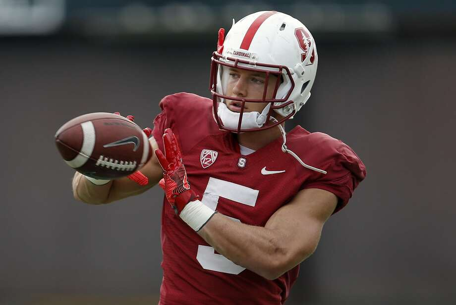 The Cardinal's schedule isn't as ridiculous as last year's, when the networks scheduled seven night games and turned Christian McCaffrey into a phantom on the East Coast. Photo: Michael Macor, The Chronicle