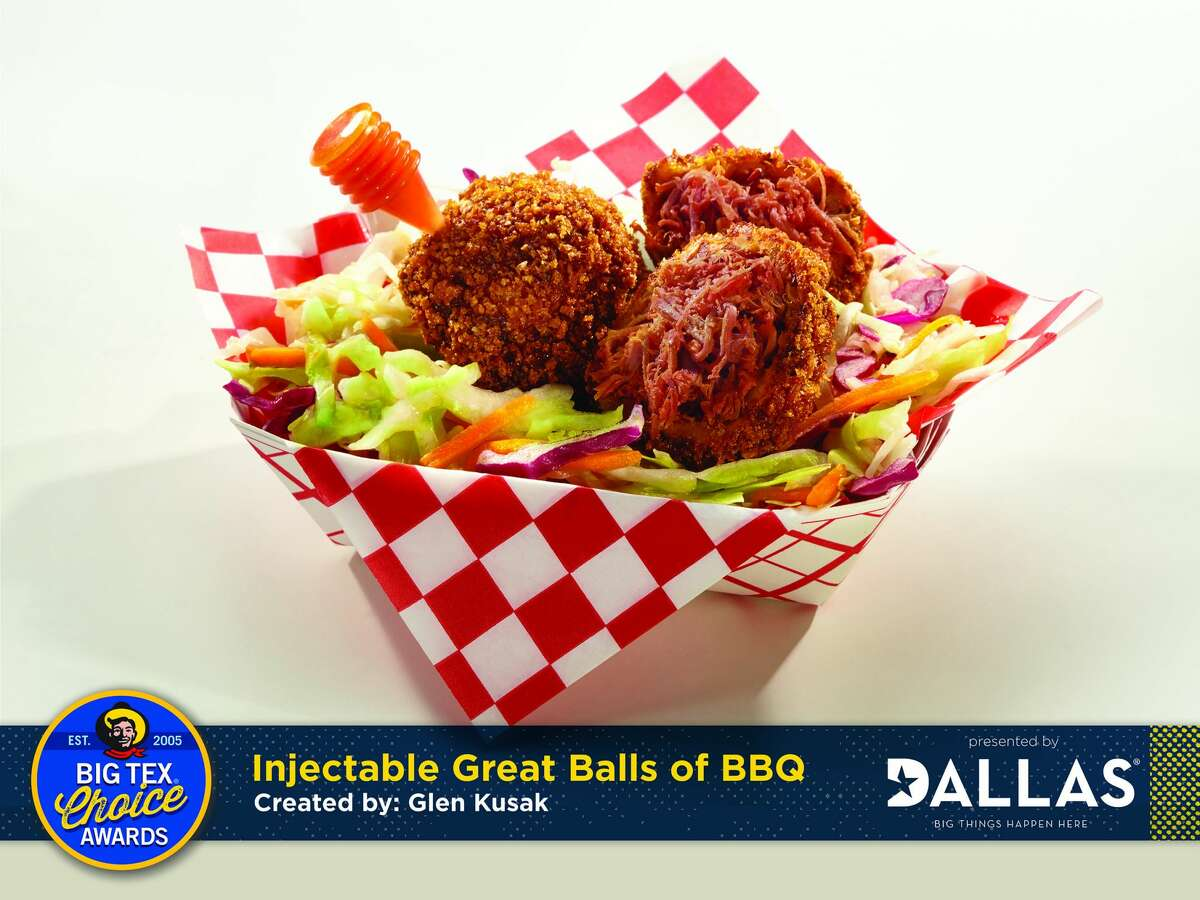 Injectable Great Balls of BBQ.