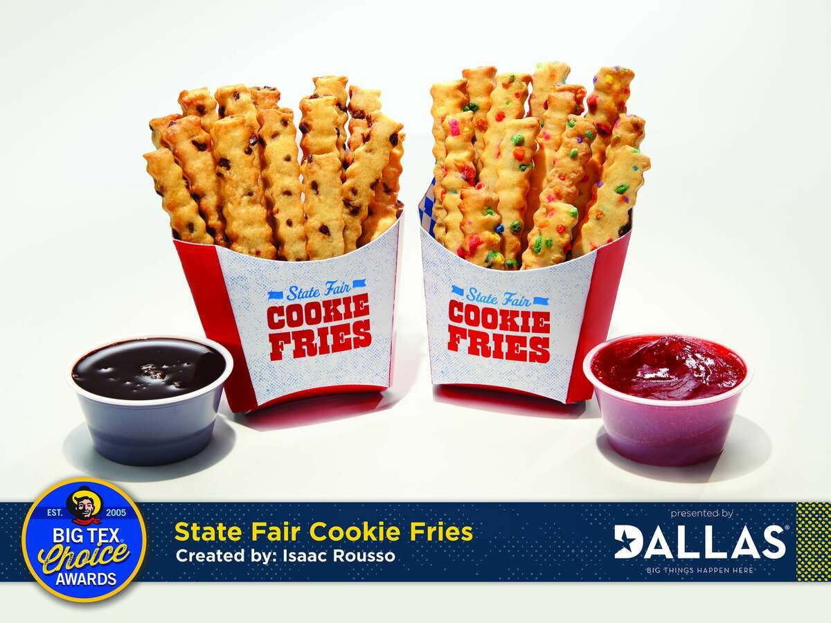 State Fair Cookie Fries.