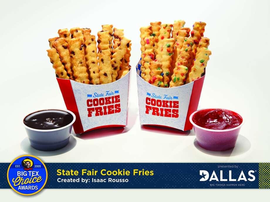 State Fair Cookie Fries. Photo: State Fair Of Texas