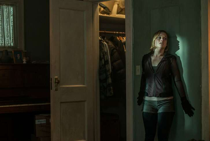 "Jane Levy in the horror thriller ""Don't Breathe"""