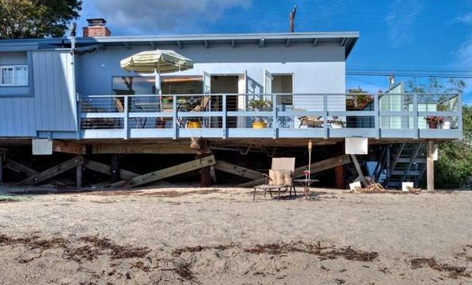 'Brady Bunch' star Eve Plumb purchased this modest Malibu cottage for $55,300 in 1969, and sold the beachfront property for $3.9 million in summer 2016. Photo: Brian Thomas Jones