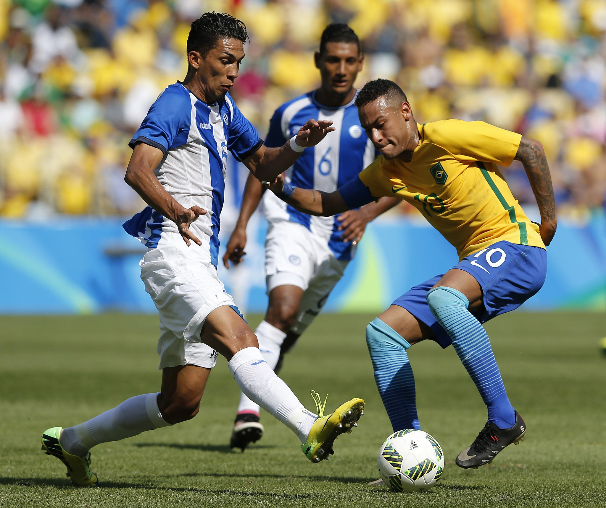 Games finally begin for Neymar 3199a61f2875d