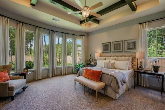 Coventry Homes has started sales in one of the final sections of new homes available in Cinco Ranch. Pricing is from the $490,000s.