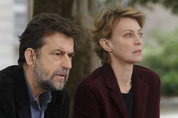 "Nanni Moretti and Margherita Buy in a scene from Moretti's ""Mia Madre,"" opening at Bay Area theaters on Friday, September 2. Photo courtesy of Music Box Films."