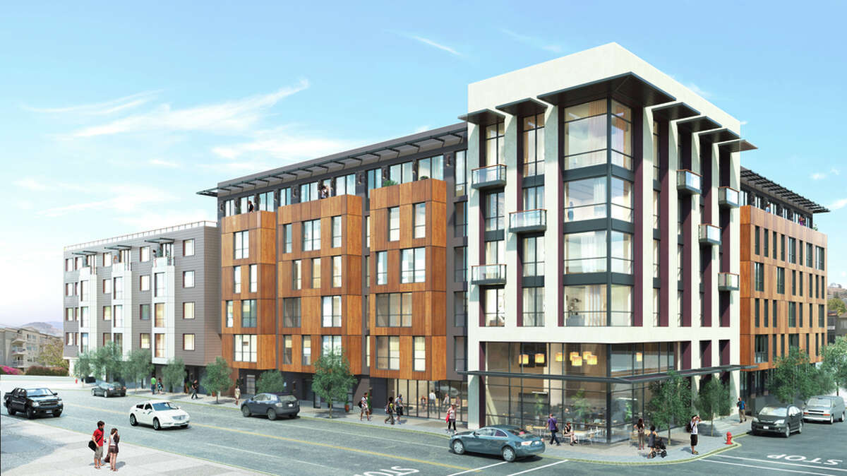 The 1515 South Van Ness development will be 25 percent affordable housing without subsidies or zoning allowances.