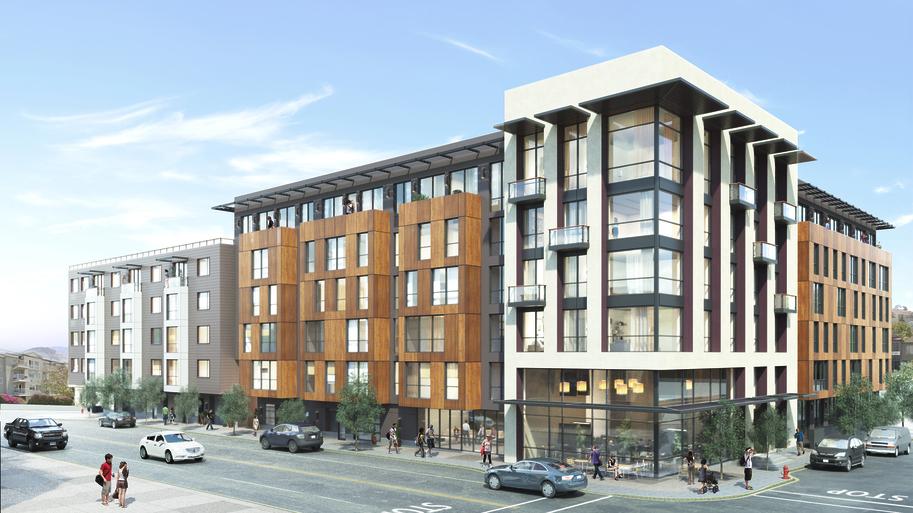 Development with 25 percent affordable housing raises bar ...