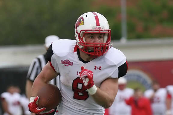 Kade Harrington, who rushed for 2,092 yards and 21 TDs as a junior, leads the Cardinals' hopes for 2016
