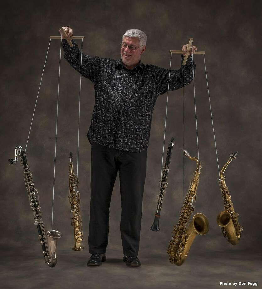 Veteran Bay Area reed player Harvey Wainapel will perform at Piedmont Piano with two of his favorite Brazilian artists. Photo: Don Fogg, Courtesy Harvey Wainapel