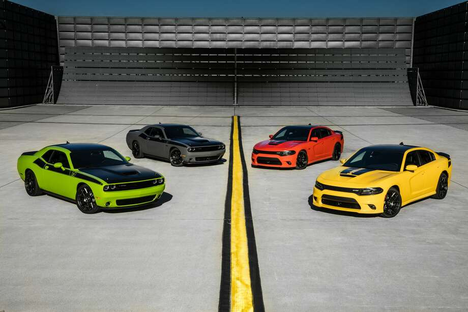 Dodge\'s 2017 Challenger T/A and Charger Daytona are pure muscle cars ...