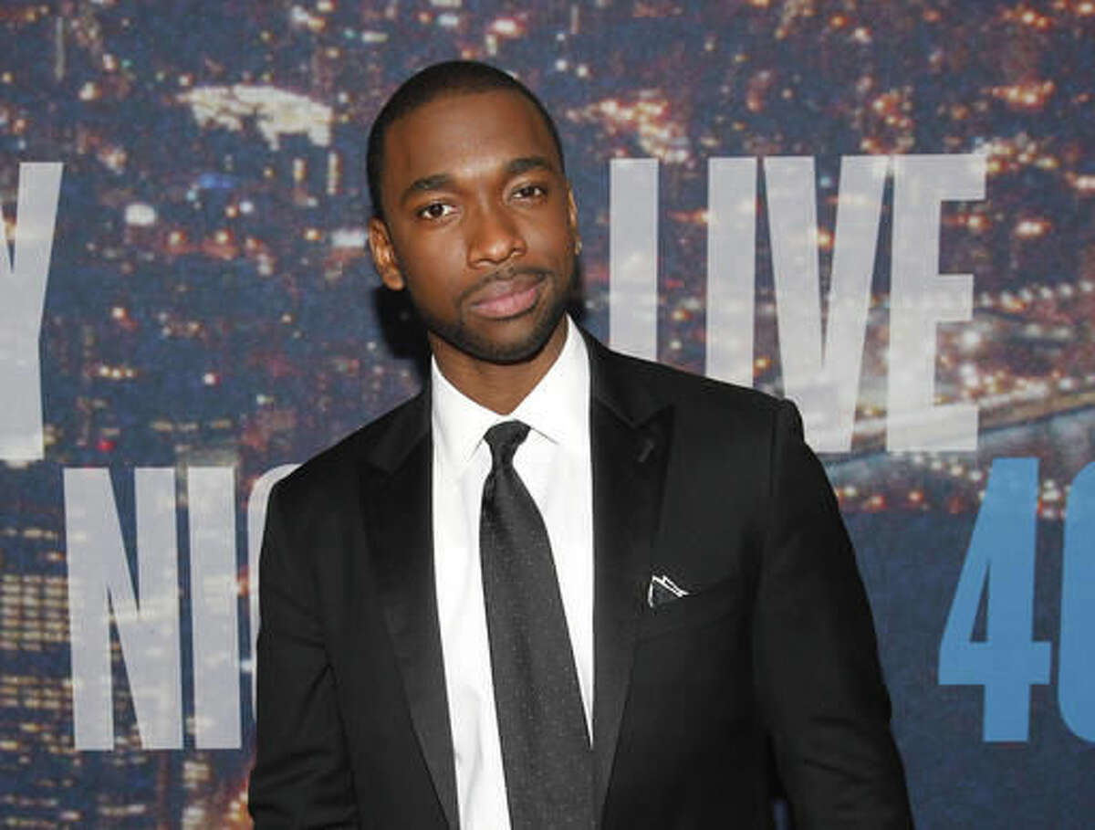 """FILE - In this Feb. 15, 2015 file photo, Jay Pharoah attends the SNL 40th Anniversary Special at Rockefeller Plaza, in New York. Pharoah and Taran Killam, former cast members of """"Saturday Night Live"""" will star in their own series for Showtime. (Photo by Andy Kropa/Invision/AP, File)"""