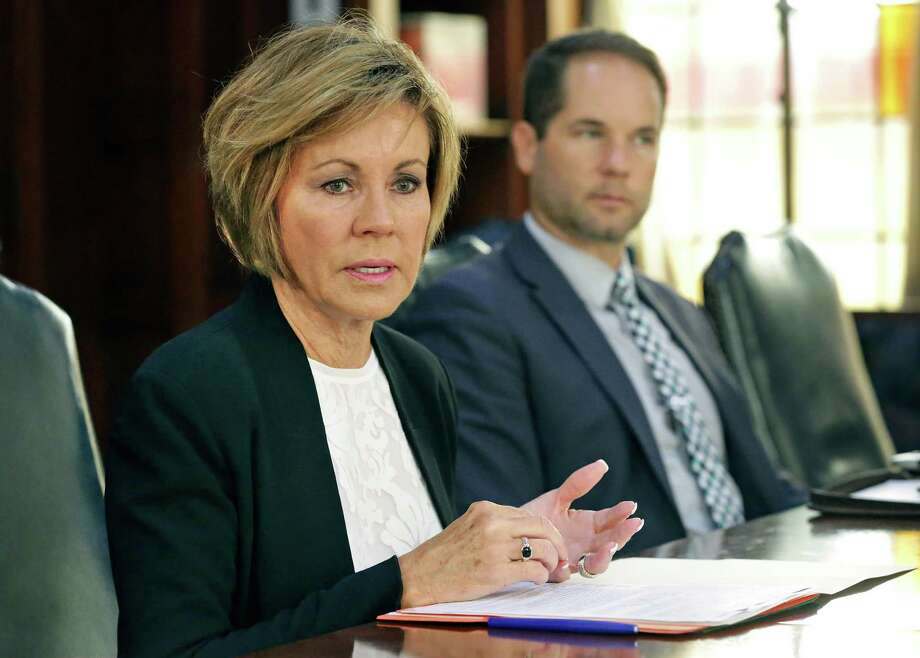 Keep clicking to view 8 key things to know about City Manager Sheryl Sculley's spending plan.1.On Thursday, Aug. 18, San Antonio City Manager Sheryl Sculley will recommend a $2.5 billion budget for the 2016-17 fiscal year, which starts Oct. 1. The City Council is scheduled to vote on the budget Sept. 15. Photo: TOM REEL, STAFF / SAN ANTONIO EXPRESS-NEWS / 2016 SAN ANTONIO EXPRESS-NEWS