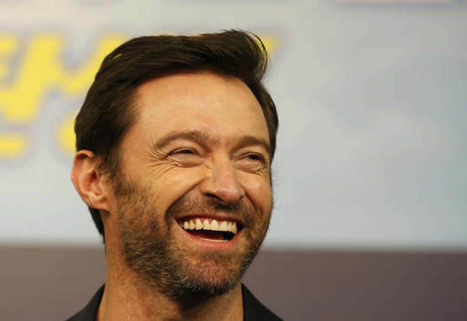 FILE - In this March 7, 2016, file photo, actor Hugh Jackman smiles during a press conference in Seoul, South Korea. Jackman posted a photo on Instagram Aug. 10, 2016, that has prompted speculation about his appearance. (AP Photo/Lee Jin-man, File) Photo: Lee Jin-man