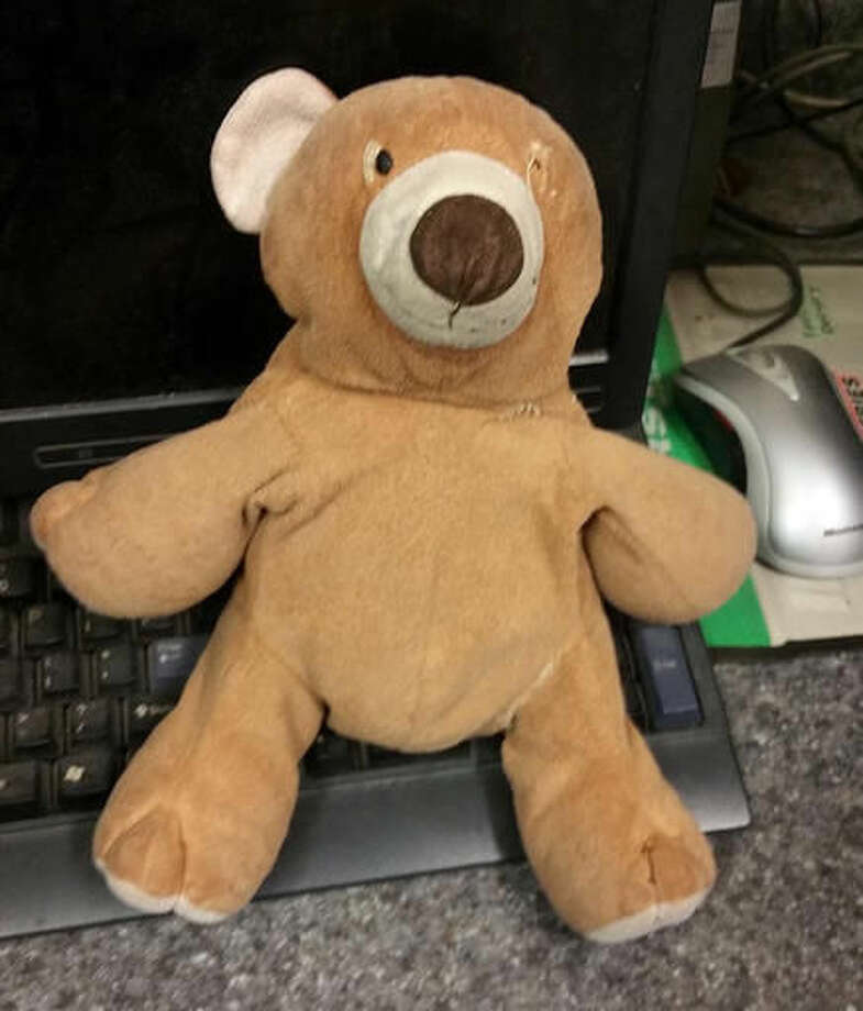 In this Aug. 8, 2016 photo by the New Jersey Turnpike Authority, the lost teddy bear of 12-year-old Alex Hernandez, of New City, NY, is shown. The New Jersey Turnpike is reuniting a New York boy with the teddy bear that he lost at the Clara Barton Service Area, in Oldmans Township, NJ, on a road trip to North Carolina with his parents. (New Jersey Turnpike Authority via AP) Photo: HONS