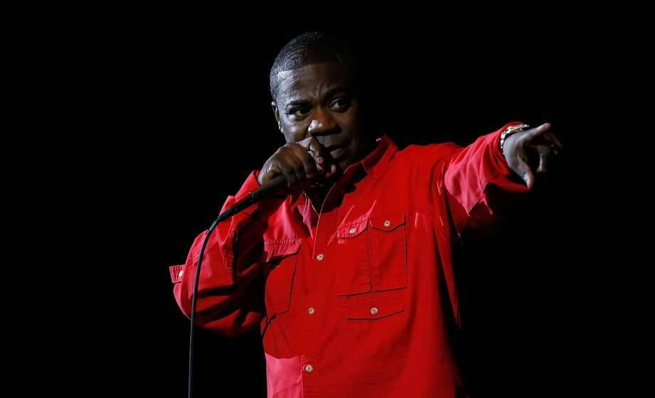 Tracy Morgan performs during Hot 97 Presents April Fools Comedy Show at The Theater at Madison Square Garden. Photo: John Lamparski, Getty Images