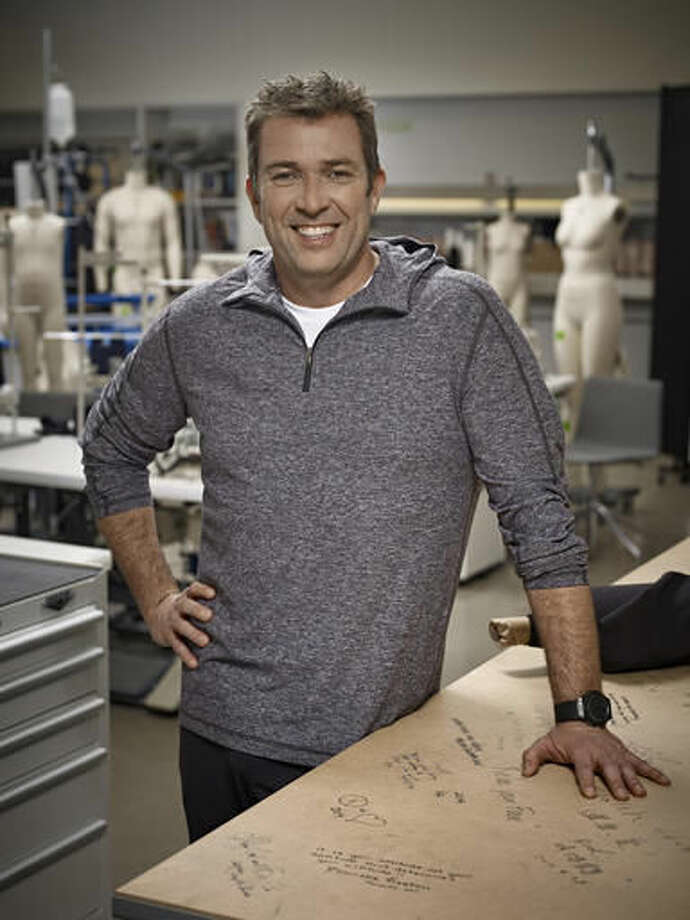 This undated photo provided by Lululemon Athletica shows CEO Laurent Potdevin. Since taking the helm of Lululemon Athletica in January 2014, Potdevin has rebuilt the company and strengthened quality controls. (Courtesy of Lululemon Athletica via AP) Photo: HONS