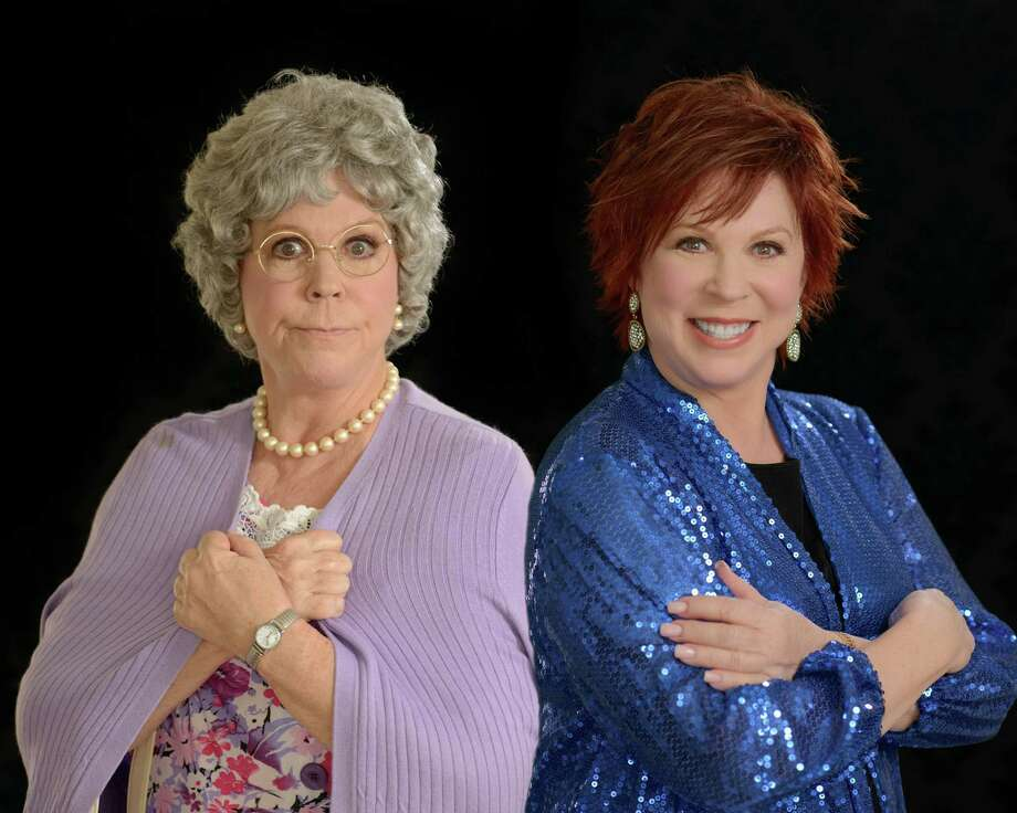 "Vicki Lawrence is bringing her show ""Vicki Lawrence and Mama"" to the Tobin Center for the Performing Arts. Photo: Photo Credit: CC Street Studio / Courtesy Photo"