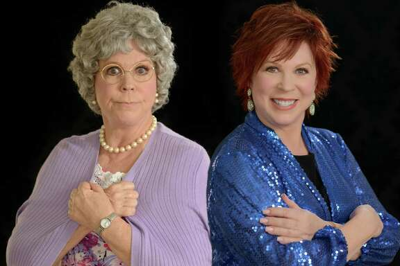 """Vicki Lawrence is bringing her show """"Vicki Lawrence and Mama"""" to the Tobin Center for the Performing Arts."""