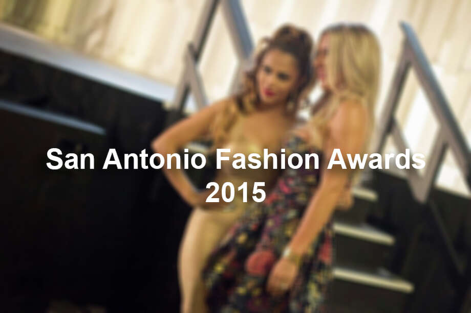 Nearly 300 San Antonio fashionistas and social media darlings filled the outdoor plaza of the Tobin Center for the Performing Arts Saturday, Oct. 10, 2015, for a lavish fashion awards show. Photo: Rick Canfield