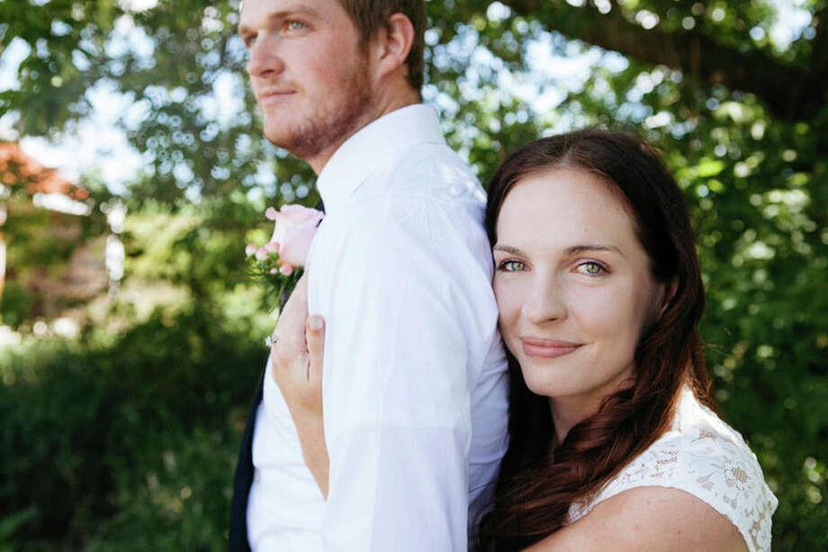 Dave Armstead and  Angela (Tewksbury) Armstead